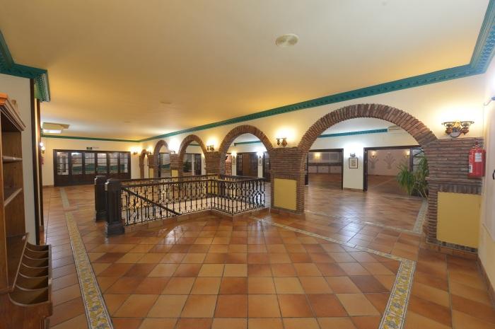 Foto Salon Obrador -Arcos (5) - FINCA LA DULZURA